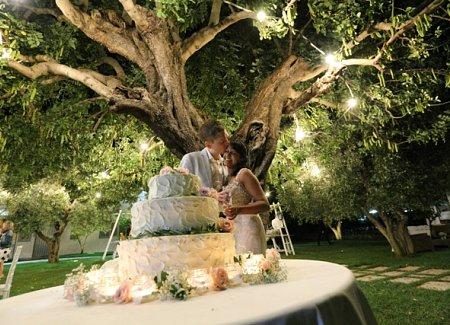 Rustic, countryside wedding in Puglia, Italy