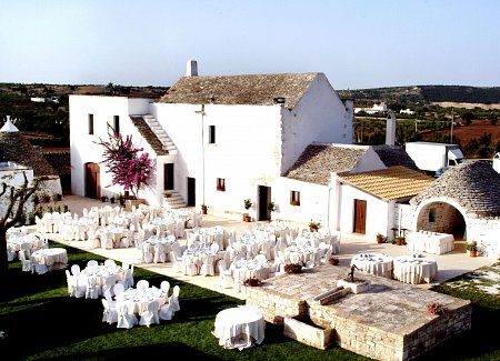 Puglia Wedding Venue