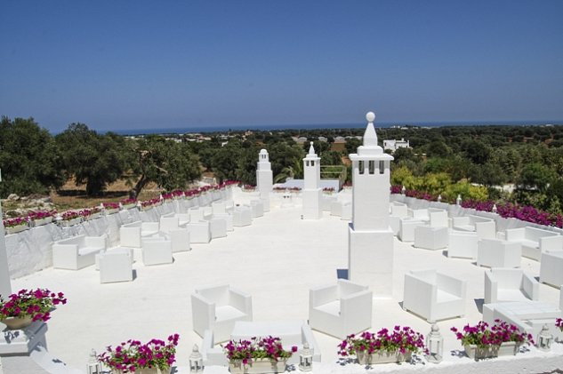 The Baronial Masseria, Puglia, weddings, Italy