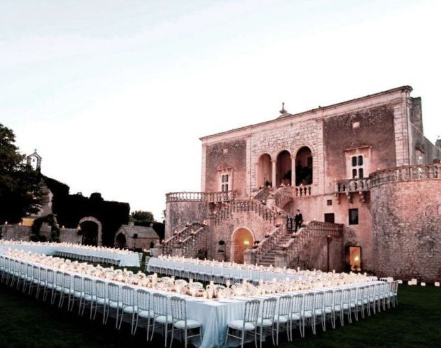 Madama Weddings Planners Puglia wedding venues