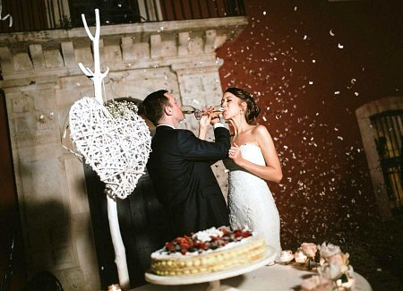 Puglia Wedding Planners Madama rustic glam