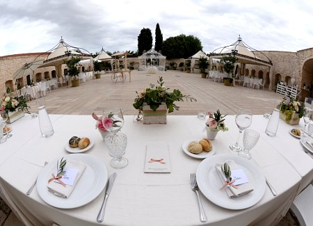 Madama Weddings Puglia rustic chic masseria